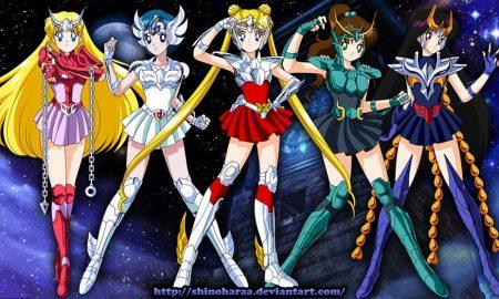Sailors - Cavaleiros do Zodíaco