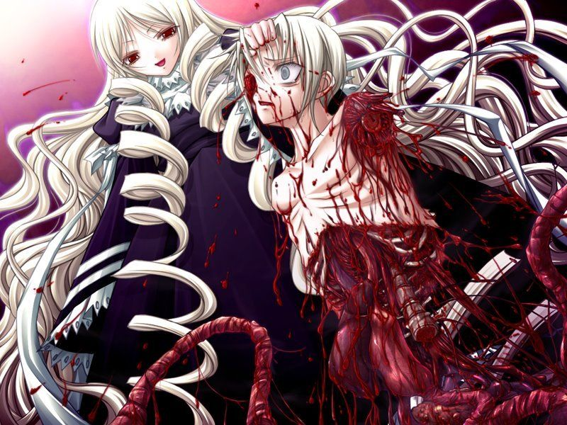 10 animes gore inapropriado para menores yokaipop for Imagenes de anime gore