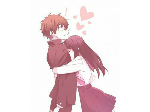 10 animes shoujo para garotas e garotos yokaipop - Anime hug pics ...