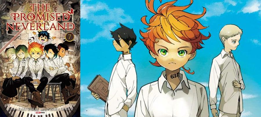 manga-the-promissed-neverland