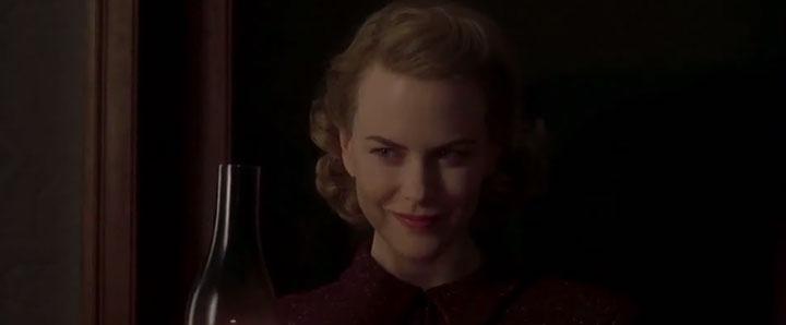 Cena com a Nikole Kidman em filme como Babadook