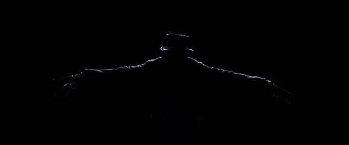 Versão escura do monstro  The Babadook