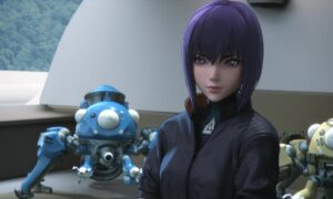 Ghost in the Shell: SAC_2045 alcança a nota de 6.71 no Myanimelist e é favoritado por 40 usuários