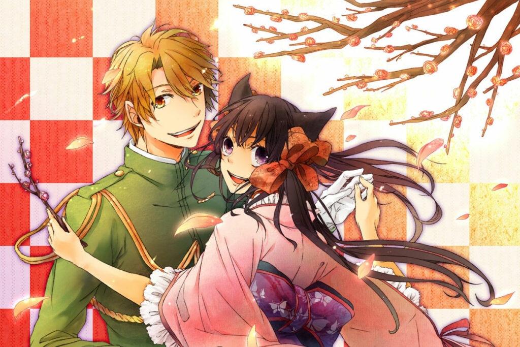 Muito romance e ação nesses animes