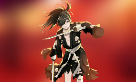 Dororo personagem do anime