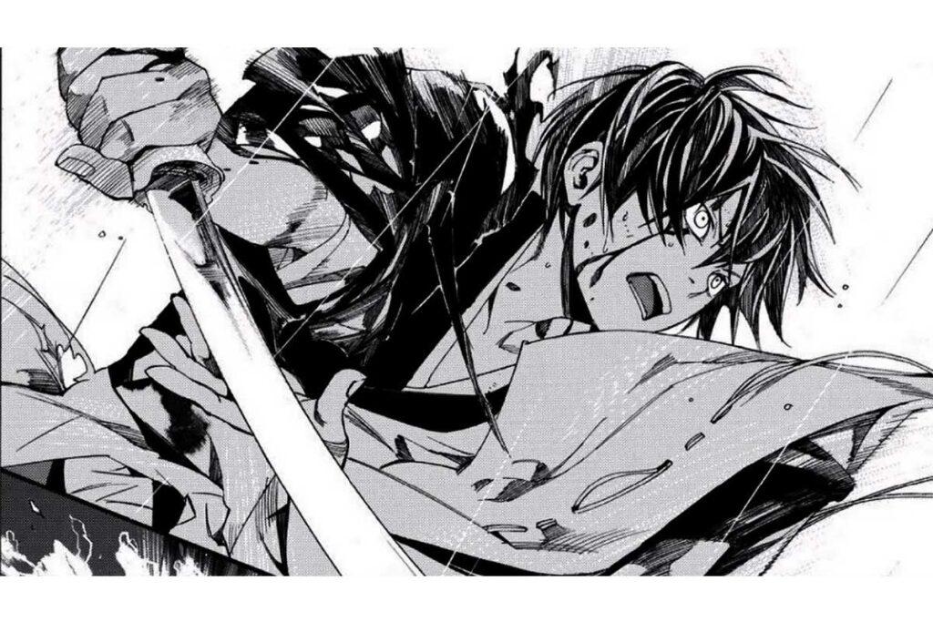 Cena do mangá de Noragami como referência para 3ª temporada