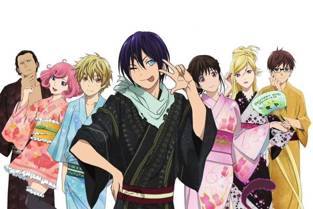 Personagens do anime Noragami que podem aparecer na 3ª temporada