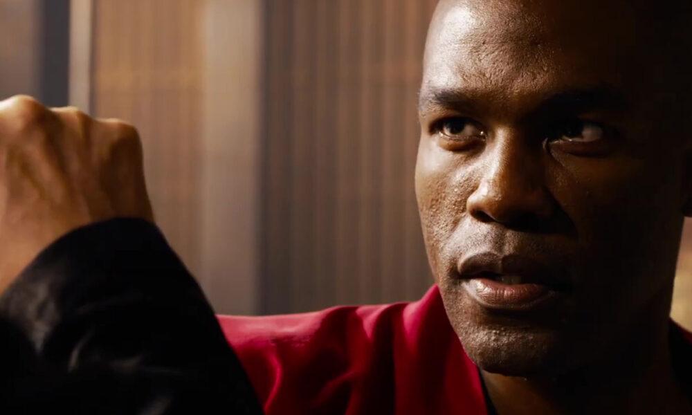 Cena Trailer com o provavelmente Morpheus
